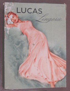 Lucas Lingerie box Image: Gold Museum Collection (2012.0334)