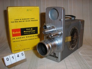 Camera: Kodak 200TA Auto Load (circa 1952) Image: Bill Llewellyn Photographic Collection (2014.0337)