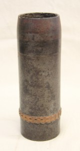 Artillery shell (Gold Museum collection, 75.175)