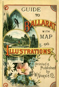 Guide to Ballarat (Gold Museum collection, 2017.0468)